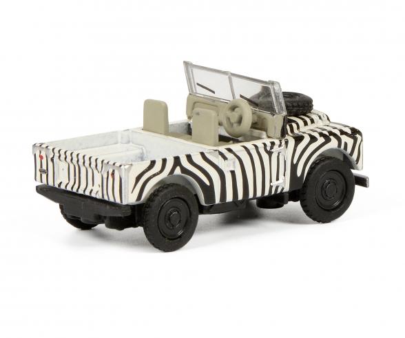 Land Rover 88 1:87
