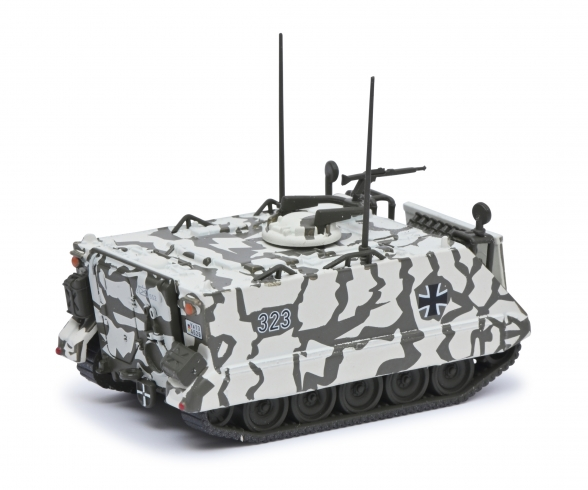 Set winter camouflage 1:87