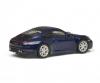 Porsche 911, blue-met. 1:87