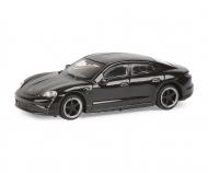 Porsche Taycan, black 1:87