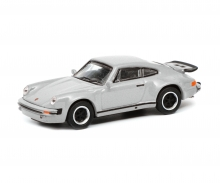 Porsche 911 (930),silber 1:87