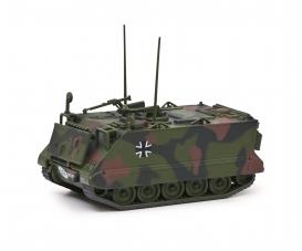 Tank M113 camouflage 1:87