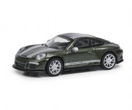 Porsche 911 R green 1:87