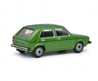 VW Golf I, green 1:87