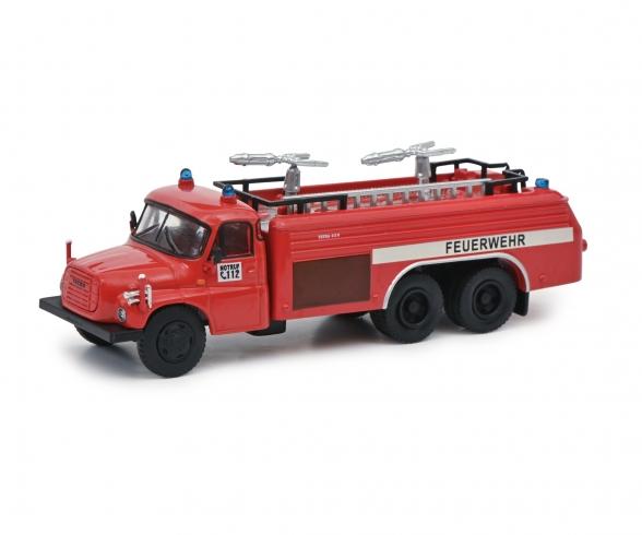 Tatra T148 Fire Engine 1:87