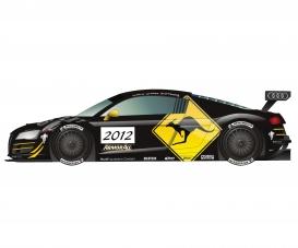 Scalextric Audi R8 GT3 Phoenix Racing