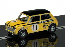 1:32 Mini Cooper S #11 Britax HD