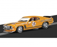 1:32 Ford Mustang Boss 302 1969 #15 HD