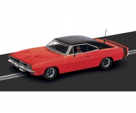 1:32 Dodge Charger 1969 Red HD