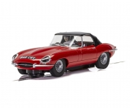 1:32 Jaguar E-Type Red 848CRY HD