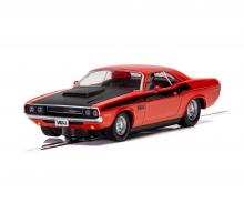 1:32 Dodge Challenger T/A Rot/Schwarz HD