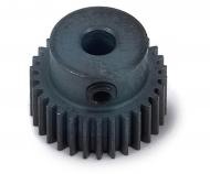 Motorritzel 30 Zähne M 0,4 Stahl gehärt.