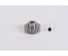 Pinion Gear Module 0,8 steel, 18T