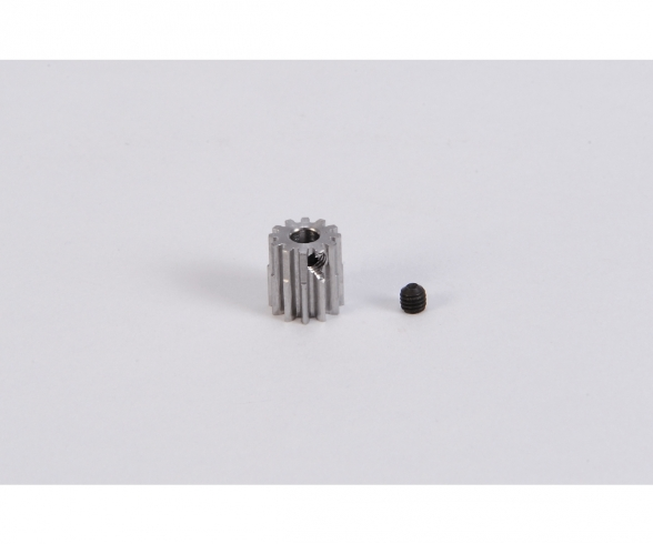 Motorritzel 12 Zähne M 0,6 Stahl gehärt.