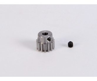 Pinion Gear Module 0,6 steel, 15T
