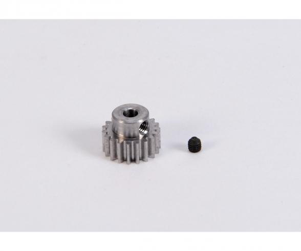 Motorritzel 19 Zähne M 0,6 Stahl gehärt.