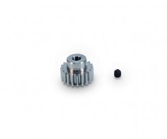Motorritzel 20 Zähne M 0,6 Stahl gehärt.