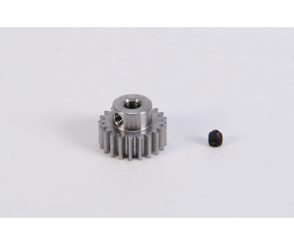Motorritzel 21 Zähne M 0,6 Stahl gehärt.