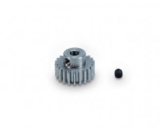 Motorritzel 22 Zähne M 0,6 Stahl gehärt.
