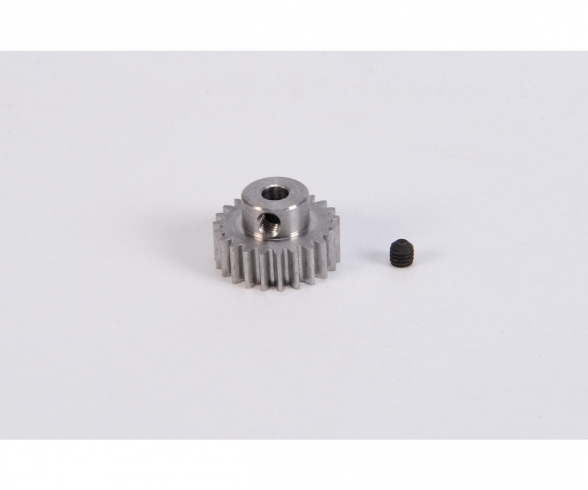 Pinion Gear Module 0,6 steel, 23T