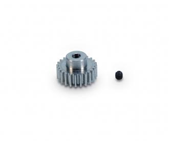 Motorritzel 24 Zähne M 0,6 Stahl gehärt.