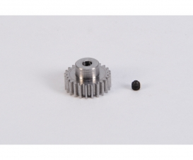 Pinion Gear Module 0,6 steel, 24T