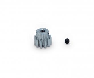 Pignon moteur  12 dents M 0,8 acier durc
