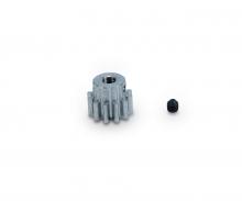 Motorritzel 12 Zähne M 0,8 Stahl gehärt.