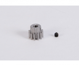 Pinion Gear Module 0,8 steel, 12T