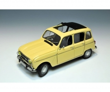 1:24 EBBRO Renault 4L