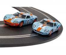 1:32 Ford GT40 1969 Gulf Twin Pack HD