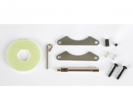 Brake set (complete incl. parts) CV-10