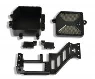 CR box/ servo holder/ upper de ck CV-10