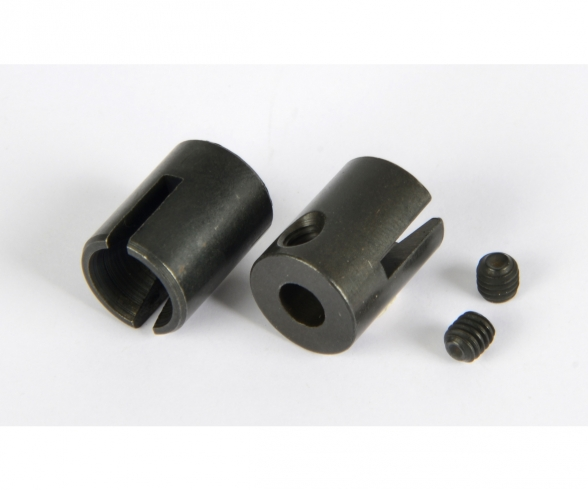 Drive shaft joint for gearbox side