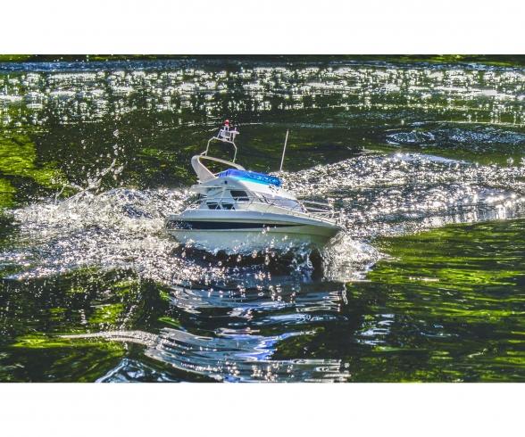 RC-Yacht à moteur Saint Princess 100% RTR