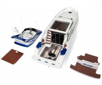 RC-yacht à moteur SUNSET 2.4G 100% RTR