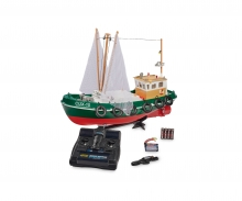 RC Fishing Boat Cux-15 2.4G 100% RTR