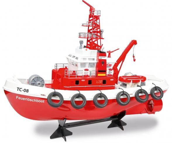 RC Fire boat TC-08 2.4G 100% RTR