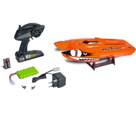 Race Shark FD 2.4G 100% RTR orange