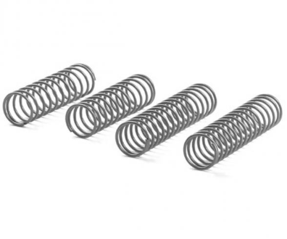 Shock Spring Set hard, CY-2 Chass., 4pcs