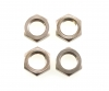 Hex Wheel Nut, Silver CY-2 Chassis