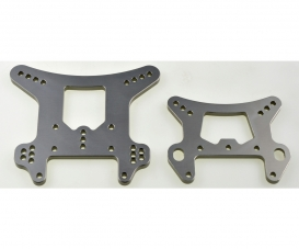 Virus 4.0 Shock Towers front/rear (2)