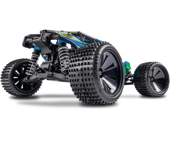 1:10 Cage Buster 4 WD 2.4GHz 100% RTR