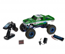 "1:10 X-Crawlee XL 2.4G 100% RTR ""Green"""