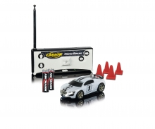 1:60 Nano Racer Toxic white 40MHz 100% RTR