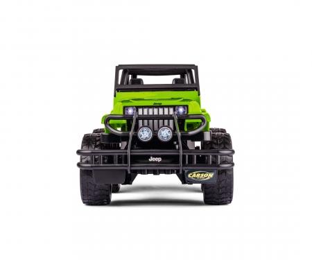 1:12 Jeep Wrangler 2.4G 100% RTR green
