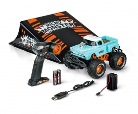1:22 Micro Monster a rampe 100% RTR