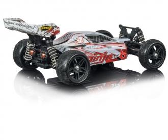 1:10 Ninja 4WD X10 2.4G 100% RTR