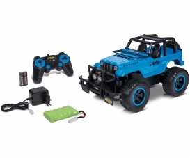 1:12 Jeep Wrangler 2.4G 100% RTR blau