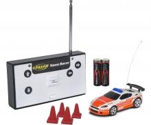 1:60 Nano Racer Pompier 27MHz 100% RTR